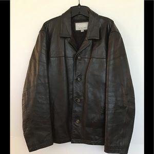 Vintage Wilson's Leather M.Julian Brown Jacket